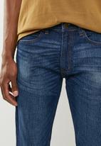 Lee  - Detroit regular slim fit stretch jeans - blue