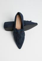 Superbalist - Gemma tassel loafer - navy