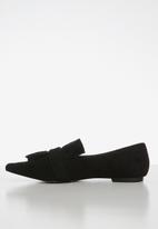 Superbalist - Gemma tassel loafer - black