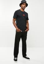 Lee  - Brooklyn regular fit jeans - black