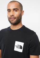 The North Face - Short sleeve fine tee - black