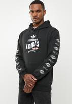 adidas Originals - Bodega hoodie - black