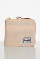 Herschel Supply Co. - Johnny rfid purse - pink
