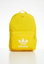 adidas Originals - Adicolour classic backpack - yellow