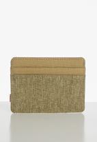 Herschel Supply Co. - Charlie rfid wallet - brown