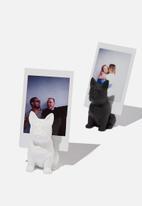 Typo - Novelty photo blocks - black & white