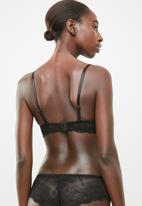 Sissy Boy - Multiway bra 2 pack - black & grey