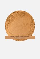 MSLONDON - Mineral powder foundation - caramel 2