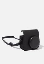Typo - Camera bag - black