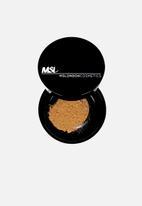 MSLONDON - Mineral powder foundation - caramel 3