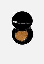 MSLONDON - Mineral powder foundation - caramel 4