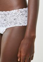 DORINA - Lana brief - white