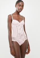 DORINA - Angie bodysuit - pink