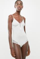 DORINA - Molly bodysuit - grey