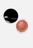 MSLONDON - Mineralized powder blush - rosie