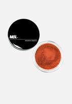 MSLONDON - Mineralized powder blush - carrot head