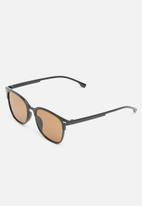 Superbalist - Retro sunglasses - brown & black