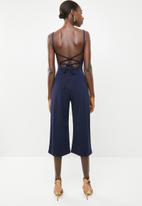 Sissy Boy - Seeing double jumpsuit - navy