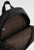 POP CANDY - Geometric backpack - black