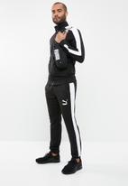 PUMA - Archive t7 track pant - black & white