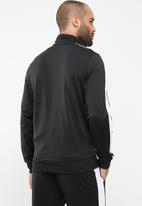 PUMA - Archive t7 track jacket - black & white