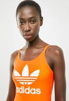 adidas Originals - Trefoil swimwear - orange
