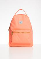 Herschel Supply Co. - Nova mid-volume backpack - coral