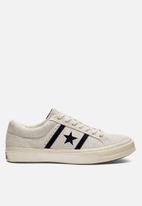 Converse - One star academy - egret/black/egret