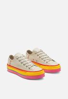 Converse - Chuck Taylor All Star Lift - Rainbow