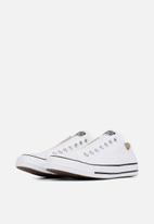 Converse - Chuck taylor all star slip - white & black
