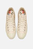 Converse - Chuck 70 rainbow - white/pale putty/egret