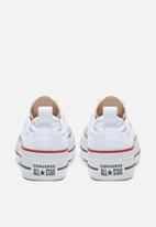 Converse - Chuck Taylor All Star - white/red/blue