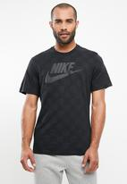 Nike - Nsw short sleeve tee 2 - black