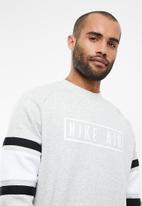 Nike - Nsw nike air crew neck sweater - multi