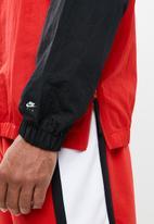 Nike - Nsw nike air jacket - red & white