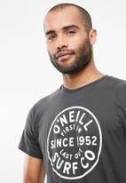 O'Neill - Brand short sleeve tee - black