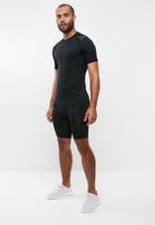 adidas Performance - Alphaskin short sleeve tee - black