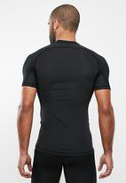 adidas Performance - Alphaskin short sleeve tee - black