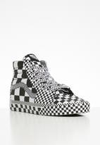 Vans - Ua sk8-hi - black/true white
