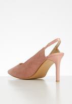 Superbalist - Tara court heel - pink