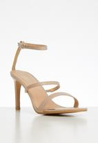 Superbalist - Keri strappy heel - neutral