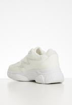 Superbalist - Cassedy sneaker - white