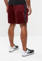 Nike - Nike sportswear shorts - burgundy