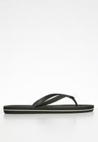 Call It Spring - Groeneweg flip flop - black