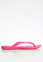 Ipanema - Wave fem rubber thong - pink