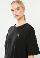 adidas Originals - Adidas originals trefoil dress - black