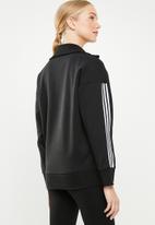 adidas Originals - Lock up sweat top - black