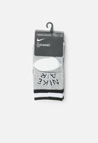 Nike - Air crew 2 pack - multi