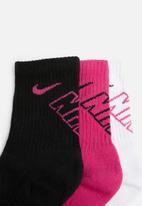 Nike - Hbr df crew - black