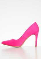 Superbalist - Leigh court heel - pink